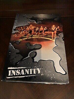Beachbody Insanity 10 DVD Set Workout Videos Bodybuilding Fitness