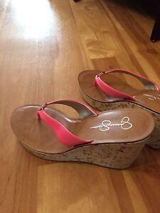 Jessica Simpson size 11 sandals