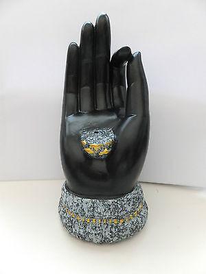 Buddha - Buddhas Hand als Räucherstäbchenhalter für Räucherstäbchen