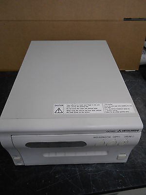 MITSUBISHI CP700DU DIGITAL ROLL TYPE DYE SUBLIMATION COLOR PRINTER