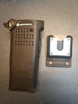Motorola Pmln5324c Carry Case Fits Apx7000 Free Shipping
