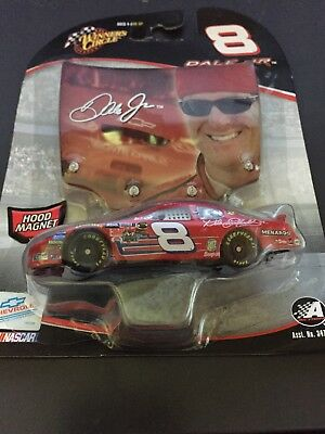 2005 Dale Earnhardt Jr Picture Hood 1 64 Winners Circle Car