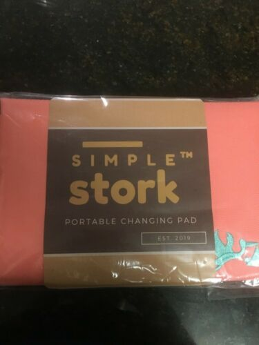 Portable Changing Pad - Large Foldable Travel Changing Station - Waterproof