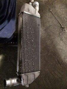 2014 ralliart stock intercooler