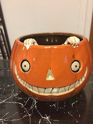 Yankee Candle Boney Bunch Pumpkin Candy dish