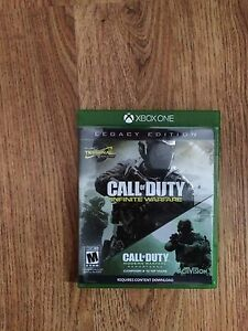 Infinite Warfare Xbox 1