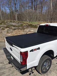 Roll up access resumes Cover and back rack off 2014 f150