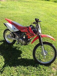 2008 CRF100