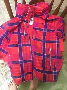 Columbia 3 in 1 girls size 7/8 small coat