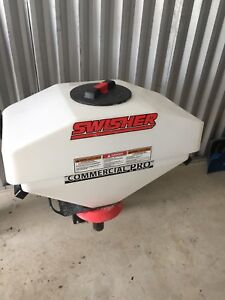 Swisher commercial spreader