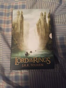 Lord of the Ring book trilogy box set
