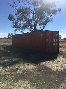 40ft Shipping Container Nathalia Moira Area Preview