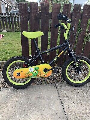"Apollo Dino Claws Bike 14"" Wheel"