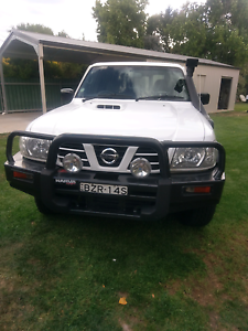 2002 Nissan Patrol Tumut Tumut Area Preview