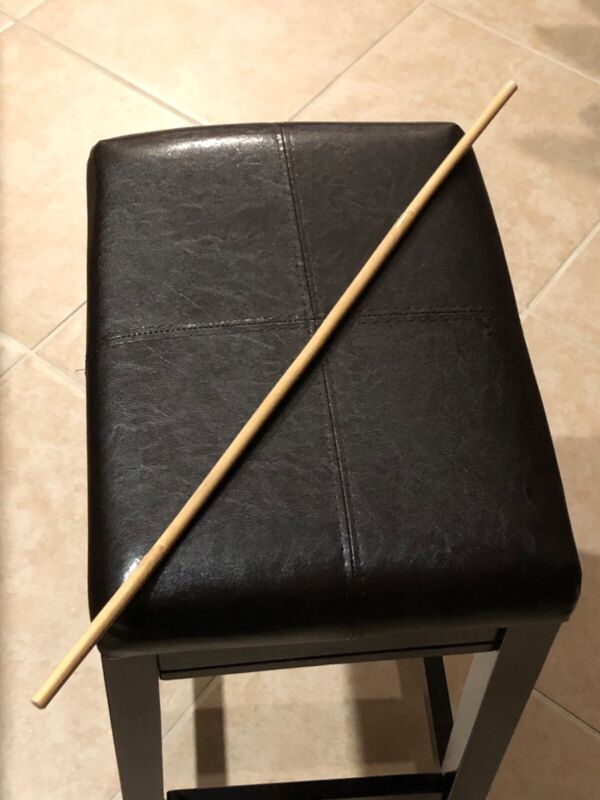 """New Kooboo Rattan Spanking  Reformatory Cane 32"""" by 9mm Private Sale"""