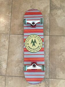 Complete Pro Model Skateboard - Used Twice