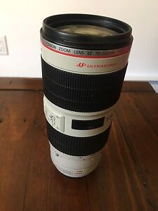 Canon 70-200mm 2.8 L IS II USM Zoom Lens