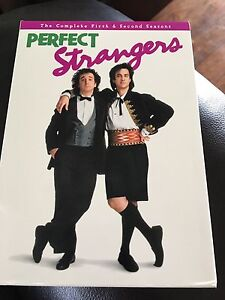 Perfect Strangers DVDS Seasons 1 & 2