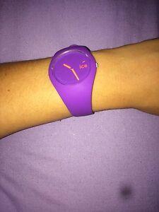 Unisex purple chamallow ice watch Bracken Ridge Brisbane North East Preview