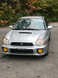 Subaru wrx tuner