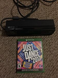Xbox one Kinect and just dance!