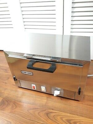 Steri-dent Sterilizer 200 Dry Heat 2 Shelf Works Great Passes Testing
