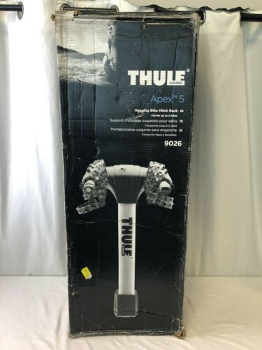 """Thule 9026 Apex 5 Hanging Bike Hitch Rack For 2"""" Receivers (2106240243)"""