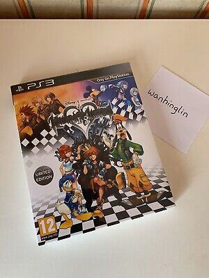 Kingdom Hearts HD 1.5 ReMIX Limited Edition - PS3 Sealed