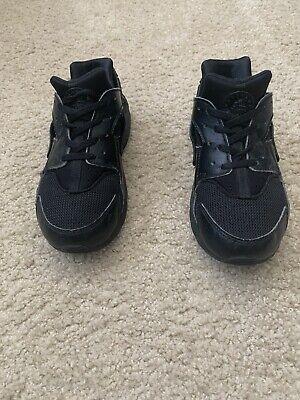 Nike Huarache Boys Size 3Y FREE SHIPPING
