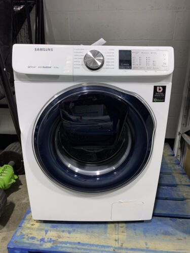 DISPLAY MODEL Samsung WW80M645OPA 8kg QuickDrive AddWash Washing Machine 1400rpm