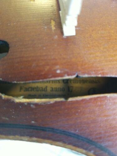 Violin - $200.00