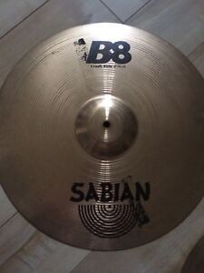 Drum cymbals for sale.