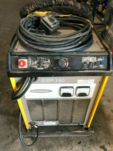 ESAB ESP-150 PLASMA CUTTER with Torch