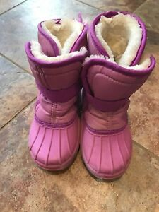 Toddler Girls Winter Boots