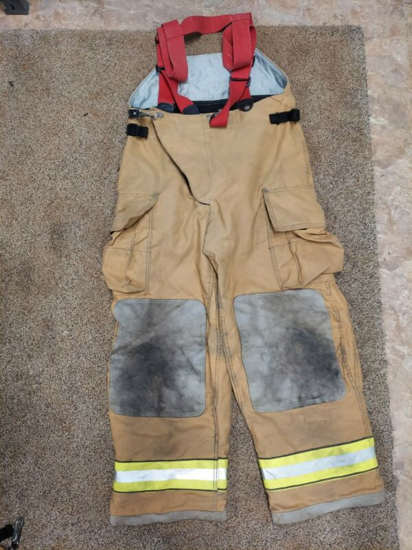 Globe Firefighter Turnout Gear Pants 40x30