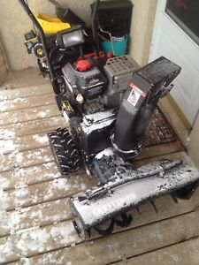 Snow blower for sale $850obo