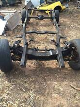 CHEVROLET 1940s? CHASSIS Lyndoch Barossa Area Preview