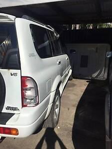 AS IS WHERE IS!! 2002 Suzuki Grand Vitara Wagon Woombye Maroochydore Area Preview