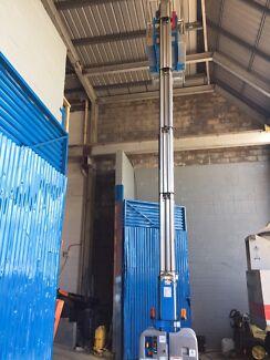 Genie GR20 Mast Lift scissor lift boom lift Jlg snorkel