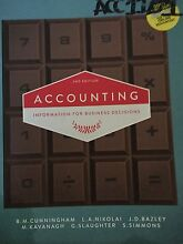 Accounting Information for Business Decisions 2nd Ed Ripley Ipswich City Preview
