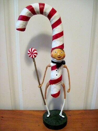 ESC Lori Mitchell New Christmas Peppie Mint Candy Cane Figure