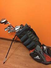 Taylor Made Golf Club set - 12 clubs and golf bag Kings Park Blacktown Area Preview