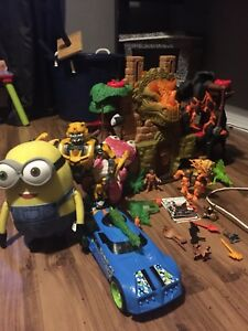 Misc Toy Lot