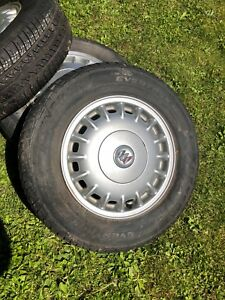 4 Buick Tires and Rims