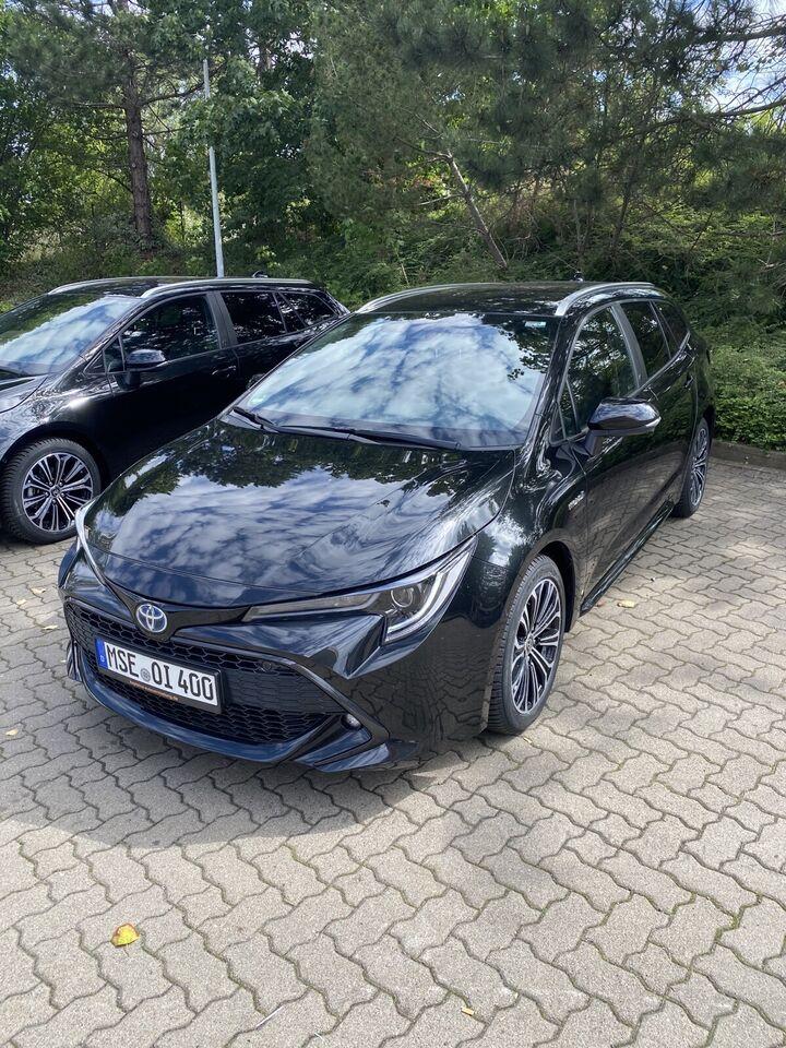 Toyota Corolla Kombi Hybrid günstig mieten Autovermietung in Kr. München - Putzbrunn