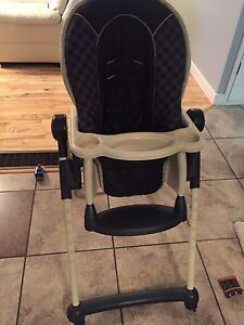 Eddie Bower High Chair
