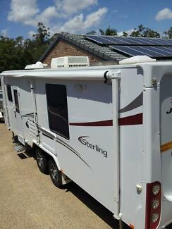 Jayco Sterling with slideout Millbank Bundaberg City Preview
