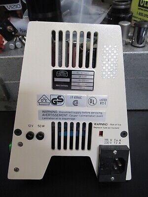Zeiss Germany Axioskop Power Supply Microscope Part As Pictured 5m-a-30