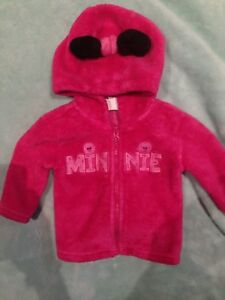 Baby Minnie Mouse Sweater