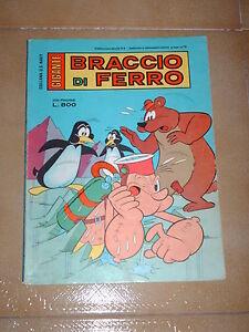 Braccio di Ferro gigante n.6 - agosto 1977-editoriale metro-albo in ottimo stato - Italia - Braccio di Ferro gigante n.6 - agosto 1977-editoriale metro-albo in ottimo stato - Italia